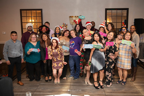 3 North Holiday Party 2018