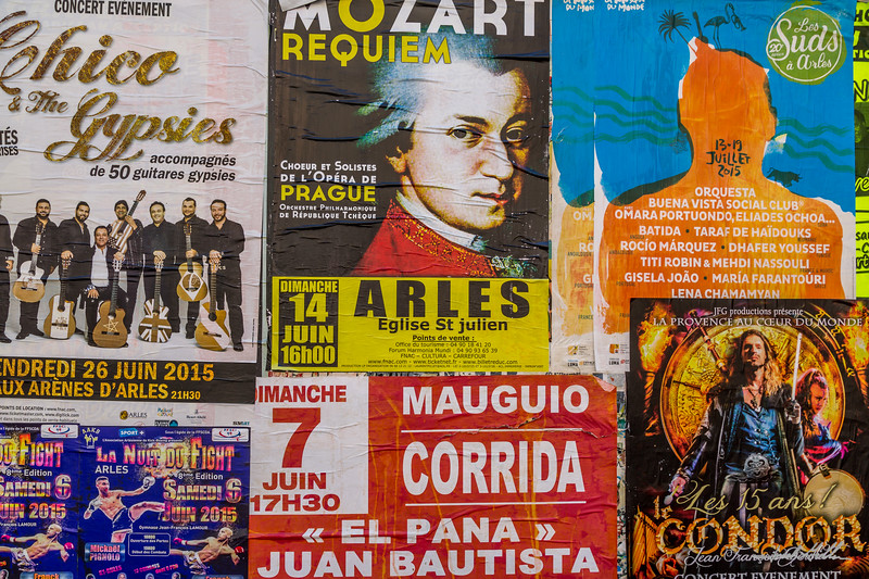 Entertainment in Arles!