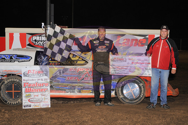 P-Town Showdown Features All Classes - September 20, 2013