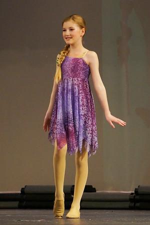 Dance Recital 'A Visit to Neverland'