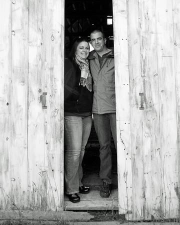 Aaron & Aubrey