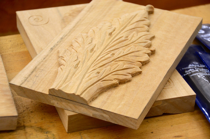 Fundamentals of Carving with May [April '14]