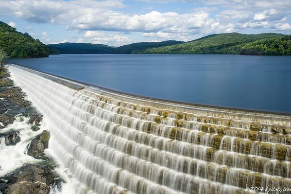 Croton Dam August 2014