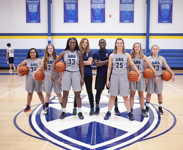 Varsity Girls Basketball 2019