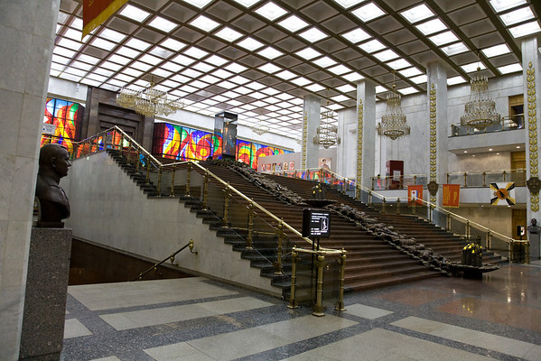 Museum of the Great Patriotic War, Moscow, 2007