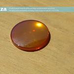 SKU: L-LENS-ZNSE/20/381, Φ20mm ZnSe Lens Focal Length 38.1mm with AR/AR Coating
