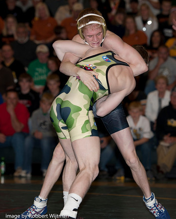 2012 Dream Team Duals, USA vs Iowa