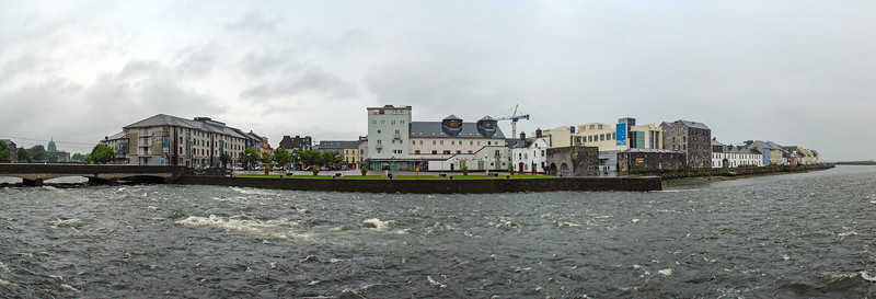 Incoming Storm - Galway, Ireland - August 11, 2008