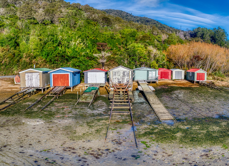 Dry Dock near Picton