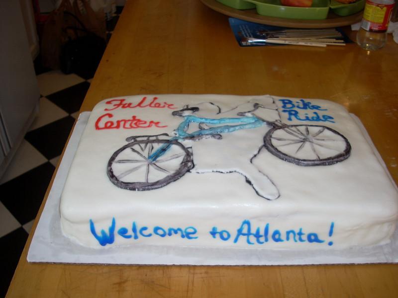 09 08  Welcome to Atlanta cake. lb