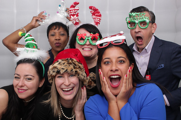 The Michelangelo Holiday Party 2019