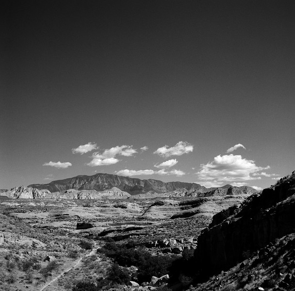 Pine Valley, near St. George, UT. June 2001