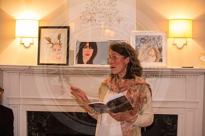Laura Moore Poetry Reading