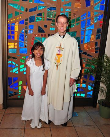 Sacred Heart 1st Communion 5-22-11