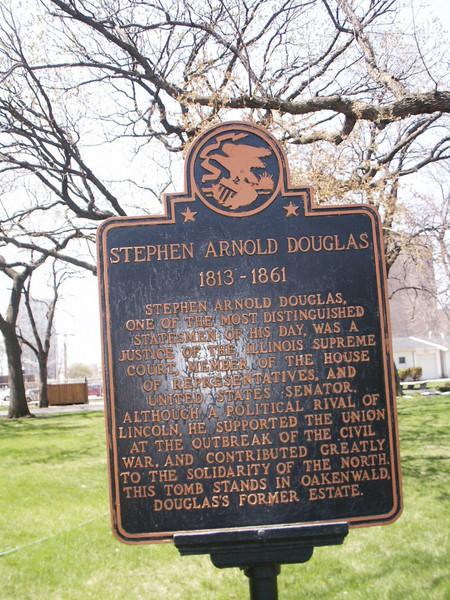 Stephen Arnodl Douglas (1813-1861)