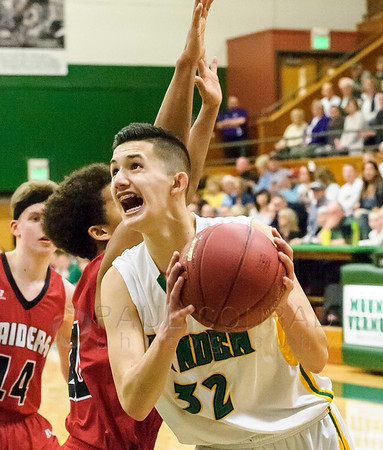Lynden Defeats Bellingham 62 to 46