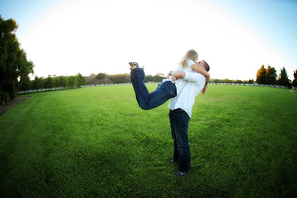 Ken & Abbey - Engagement