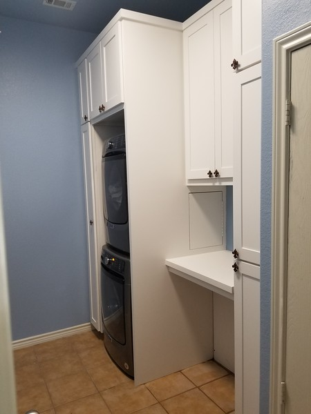 Laundry and utility rooms