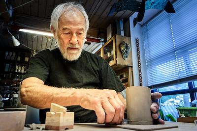 Niels Huang Keramiker