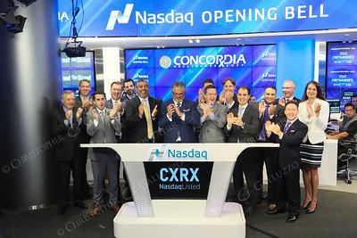 Concordia Healthcare Corp