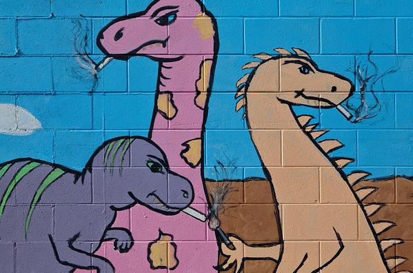 Murals Along the Way