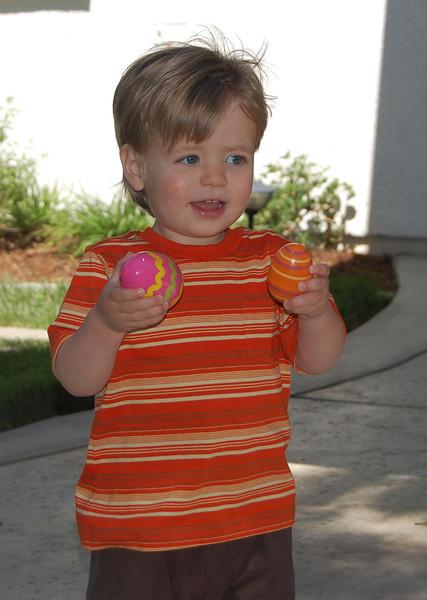 Got my eggs!