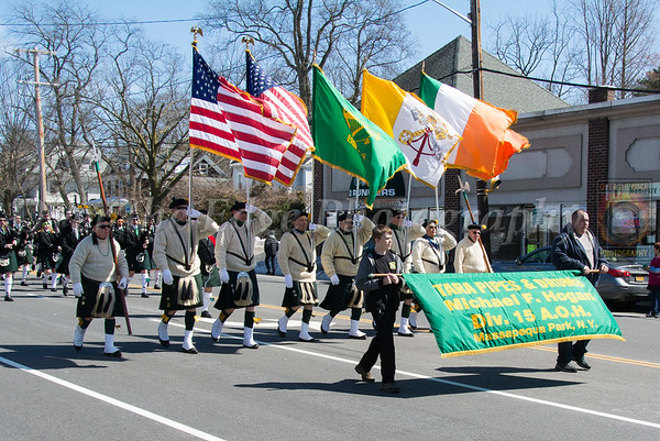 Glen Cove St. Patrick's Day Parade 03/19/2017