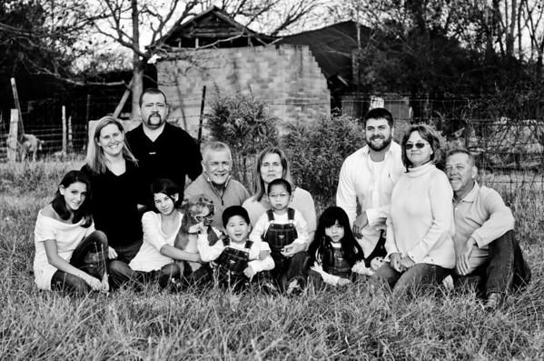 Oglesby Family