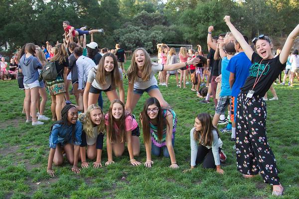 2015 Ponderosa Lodge Summer Staff