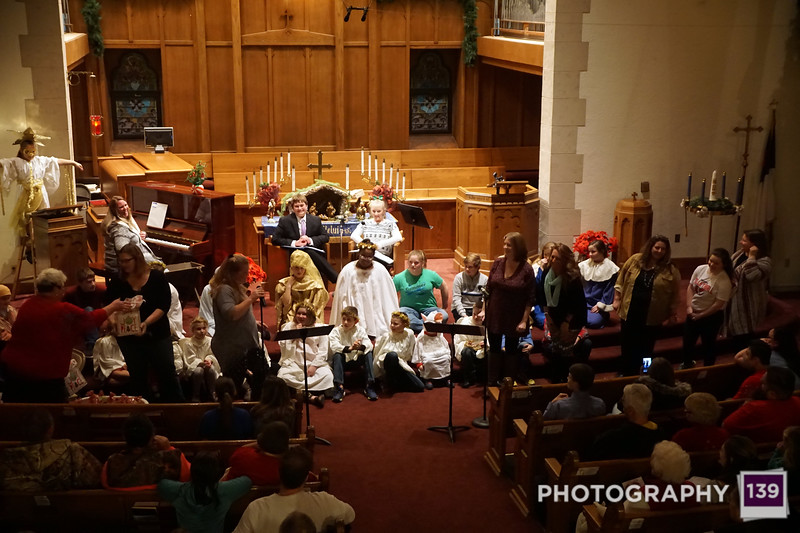 2017 Boone FUMC Christmas Play