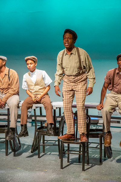 Scottsboro Boys Act 1
