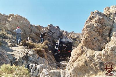 Shredder Canyon 11-24-2007