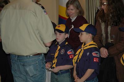 2009 November Boyscouts