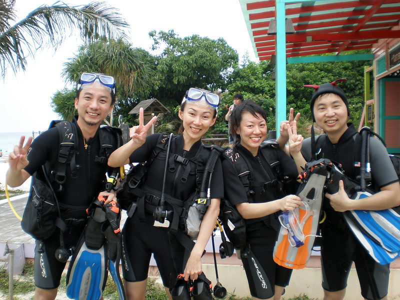 [20080515] Will & Bee Scuba Diving @ Redang (24).JPG