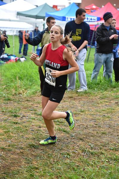 Girls 4 Woods Trail Run 10/4/14
