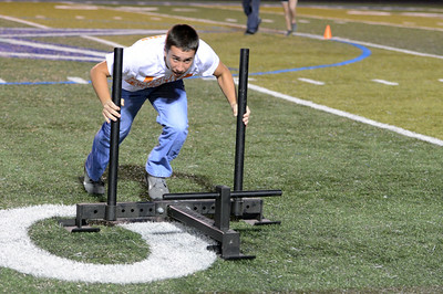 Obstacle Course (9/20/2012)