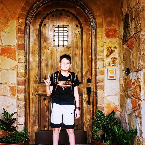 Jack | 7th grade | Leander Middle School