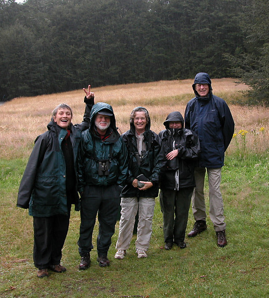 New Zealand - Wendy, Nelson, Marion, Margaret, Nigel
