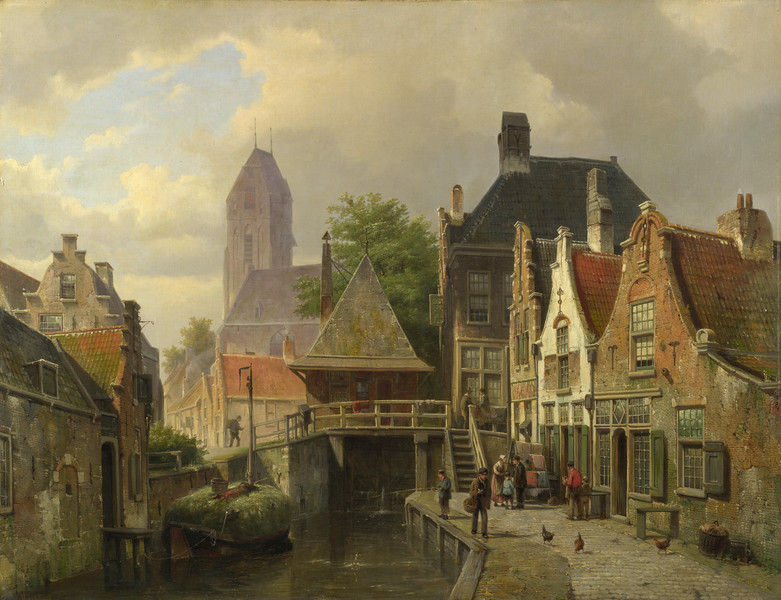 View of Oudewater