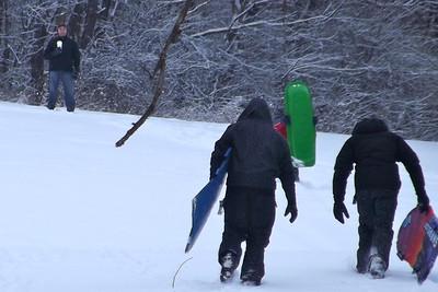 2012 Wrestling Snow Day