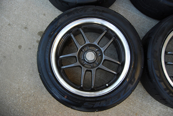 Miata wheels and tires