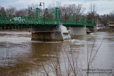 Delaware River Flood March 11 2011