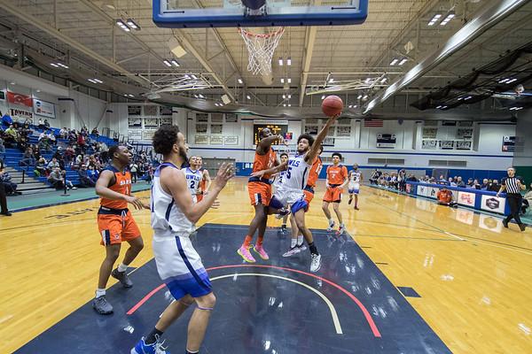 Men's Basketball vs. Salem State, Feb 27, 2020