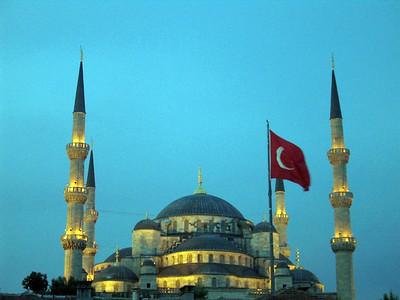 Istanbul, Turkey - May 2007