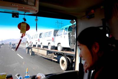 岱庙,泰山 - Shandong 24th March 2005
