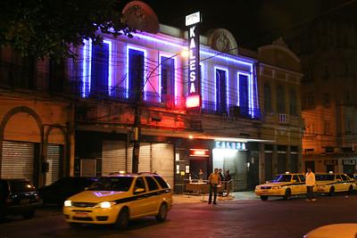 Kalesa Club, Rio