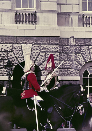 HORSE GUARDS Whitehall  Westminster London