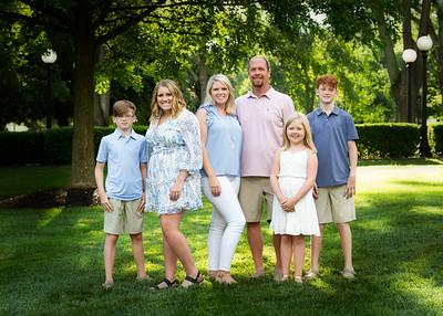 Kleinken Senior and Family