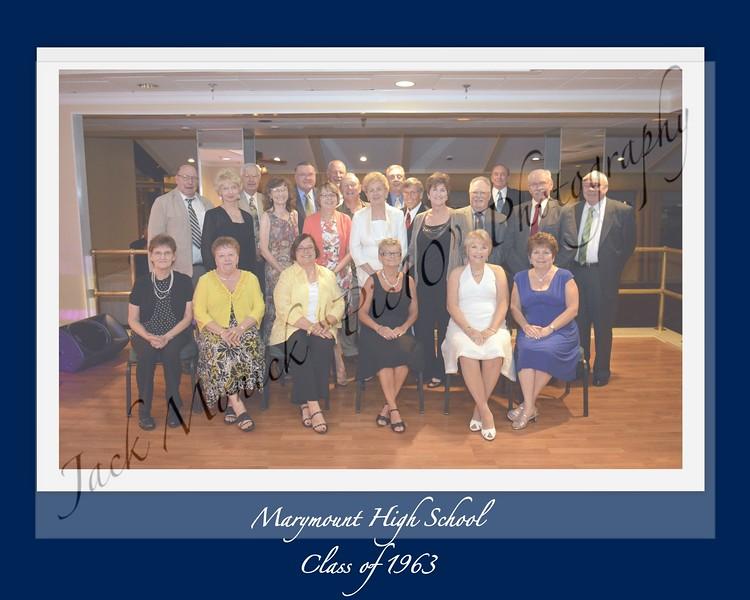 Marymount High School Reunion 1963
