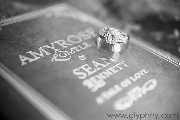 Amyrose & Sean's wedding album
